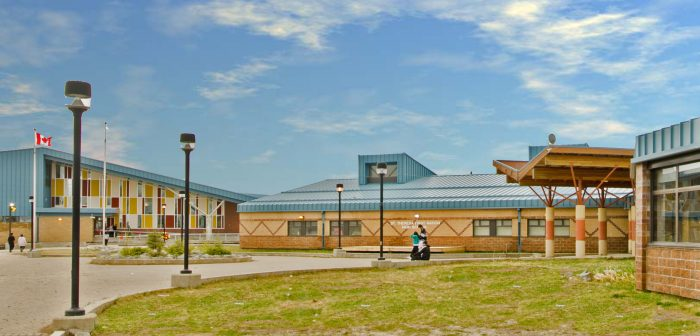 St. Theresa Point School » LM Architectural Group